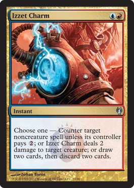 Rtr Izzet Charm New Card Discussion The Rumor Mill