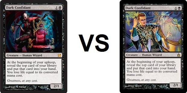Dark Confidant art Poll - Magic General - Magic ... Dark Confidant Modern Masters