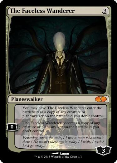 planeswalker clone  - baseless speculation