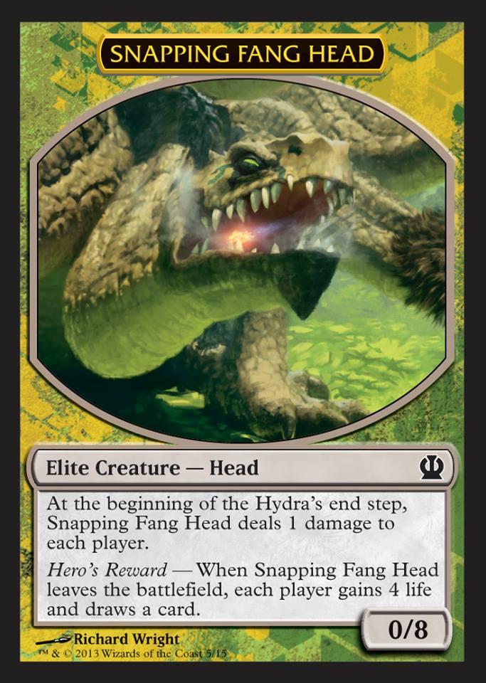 Kalonian Hydra Mtg
