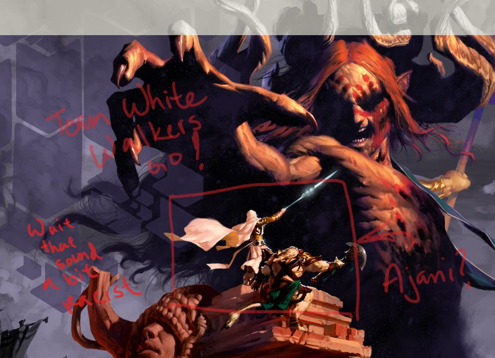 Born of the Gods Spoiler - Magic Spoiler, MTG Visual Spoilers