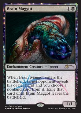 FNM Promo Listopad - Brain Maggot