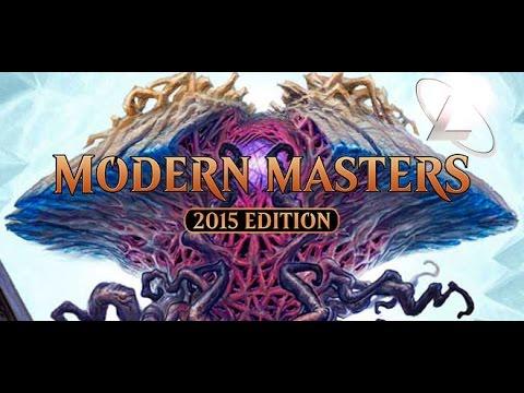 Modern Seal Logos Modern Masters 2015 Sealed