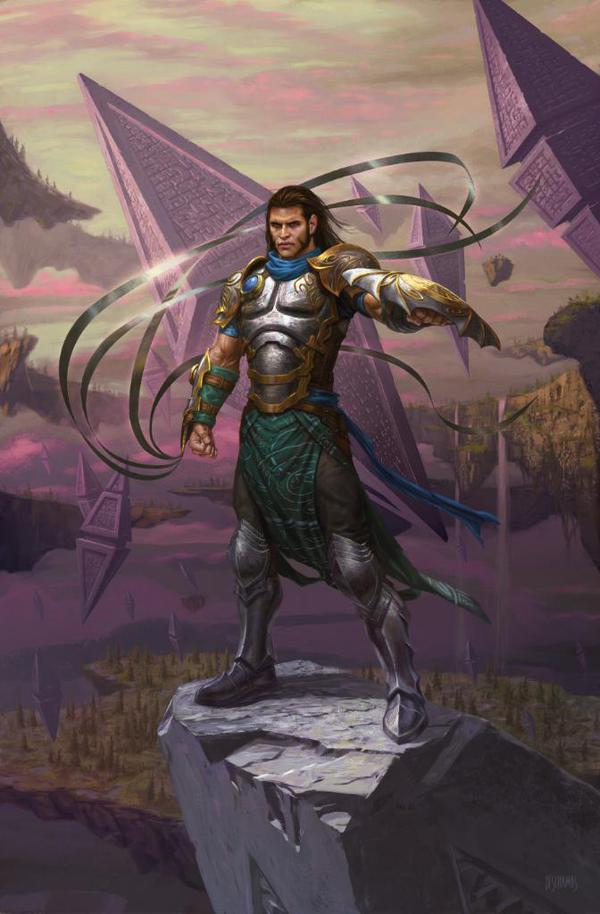 Possible Gideon and Nissa Planeswalker card art - The ... Planeswalker Art
