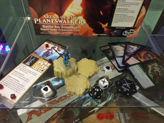 Arena of the Planeswalkers: Battle for Zendikar - The ... Planeswalker Arena Expansion