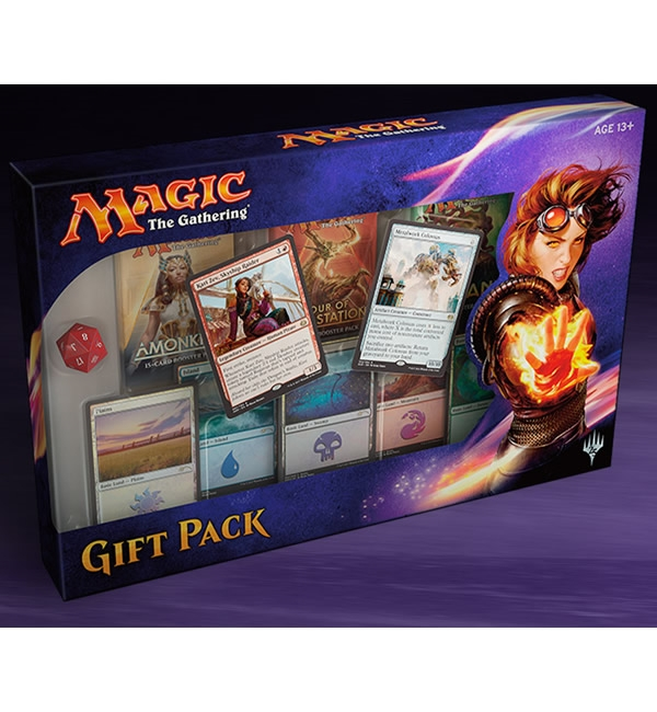 2017 Holiday Gift Pack - The Rumor Mill - Magic Fundamentals - MTG ...
