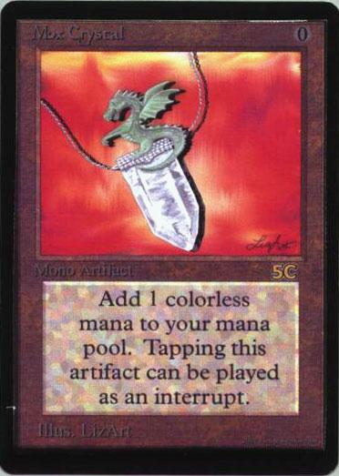 Colorless Mox - Magic General - Magic ...