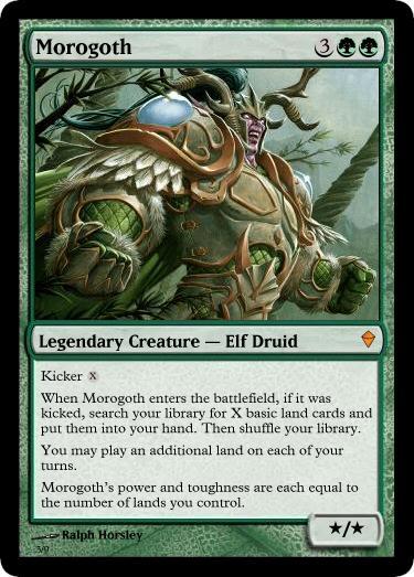 Muldrotha and playing lands - Magic Rulings - Magic ...