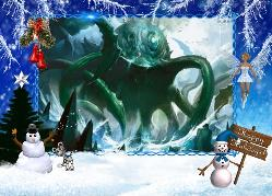 MTG Christmas - Artwork - Creativity - Community Forums - MTG ...