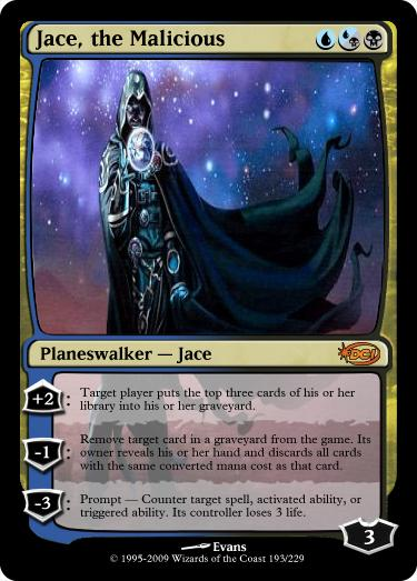 3 New Planeswalkers!! - Custom Card Creation - Magic ... Planeswalker Activated Ability