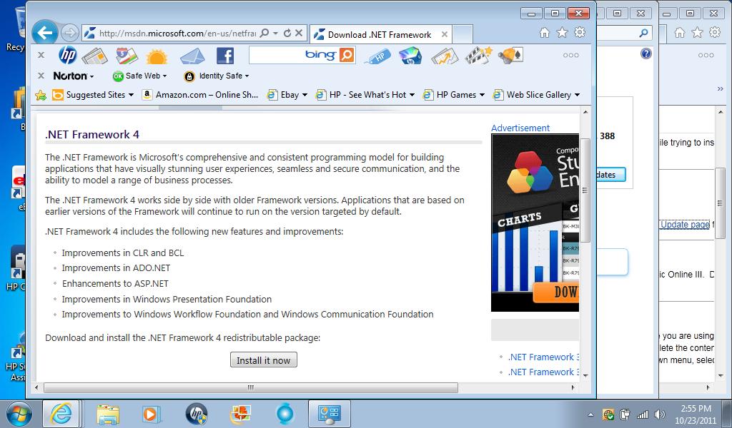 Installing .NET Framework - Magic Online Formats - The Game - MTG ...