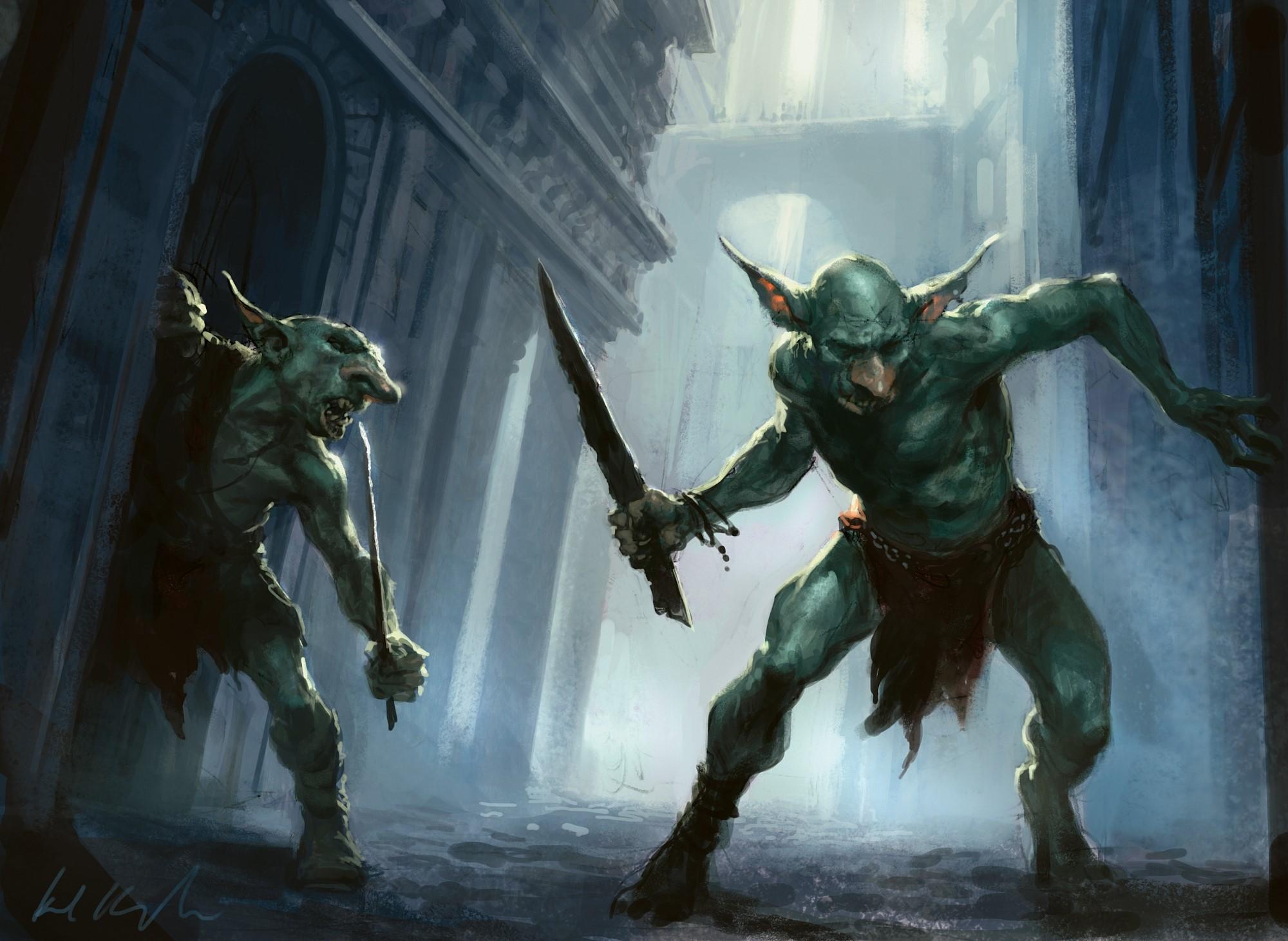 Goblin gang 3d sexual gallery
