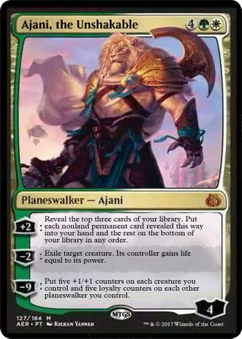 [Sliver Queen]: Superfriends Control - Multiplayer ... Planeswalker Aether Revolt