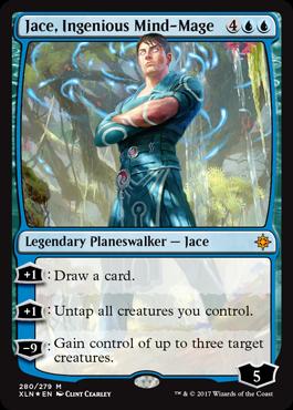 Jace, Ingenious Mind Mage
