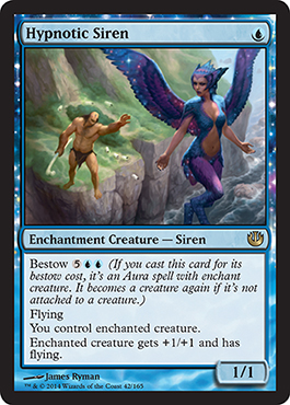 single card discussion hypnotic siren and worst fears