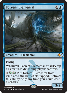 Torrent Elemental - New Card Discussion - The Rumor Mill ... Planeswalker Activated Abilities