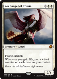 Archangel of Thune (Iconic Master)