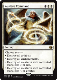 Austere Command (Iconic Master)