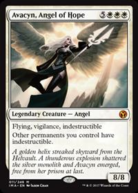 Avacyn, Angel of Hope (Iconic Master)