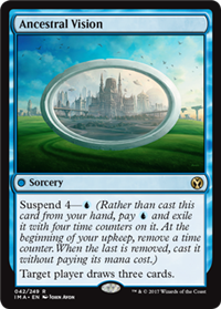 Ancestral Vision (Iconic Master)