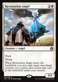 Restoration Angel (Iconic Master)