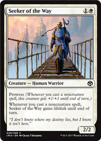 Seeker of the Way (Iconic Master)