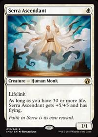 Serra Ascendant (Iconic Master)
