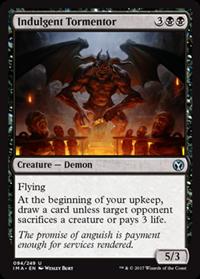 Indulgent Tormentor (Iconic Master)