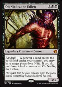 Ob Nixilis, the Fallen (Iconic Master)