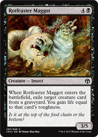 Rotfeaster Maggot (Iconic Master)