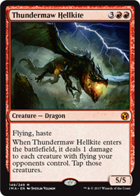 Thundermaw Hellkite (Iconic Master)