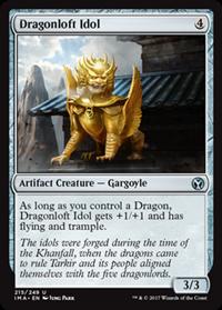Dragonloft Idol (Iconic Master)