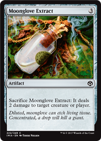 Moonglove Extract (Iconic Master)