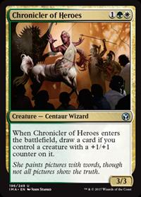 Chronicler of Heroes (Iconic Master)