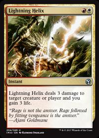 Lightning Helix (Iconic Master)