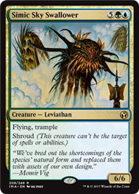 Simic Sky Swallower (Iconic Master)