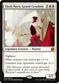 Elesh Norn, Grand Cenobite (Iconic Master)