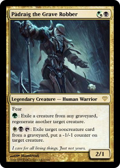 legendary creatures made for commander