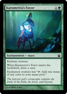 Off Topic: Analyzing Auras - Articles - MTG Salvation