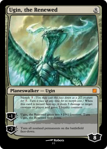 Cost U Less >> Ugin Planeswalker's abilities - Speculation - The Rumor Mill - Magic Fundamentals - MTG ...