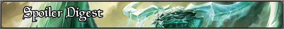 Fate Reforged Spoiler Digest