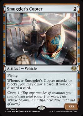 Resultado de imagen de mtg smuggler's copter