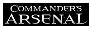 Commander's Arsenal Logo