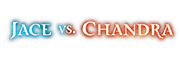 Duel Decks: Jace vs. Chandra Logo