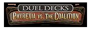 Duel Decks: Phyrexia vs. the Coalition Logo