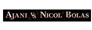 Duel Decks: Ajani vs. Nicol Bolas Logo