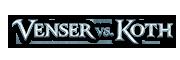 Duel Decks: Venser vs. Koth Logo