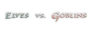 Duel Decks: Elves vs. Goblins Logo