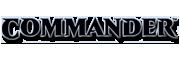 Magic: The Gathering-Commander Logo