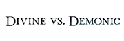 Duel Decks: Divine vs. Demonic Logo